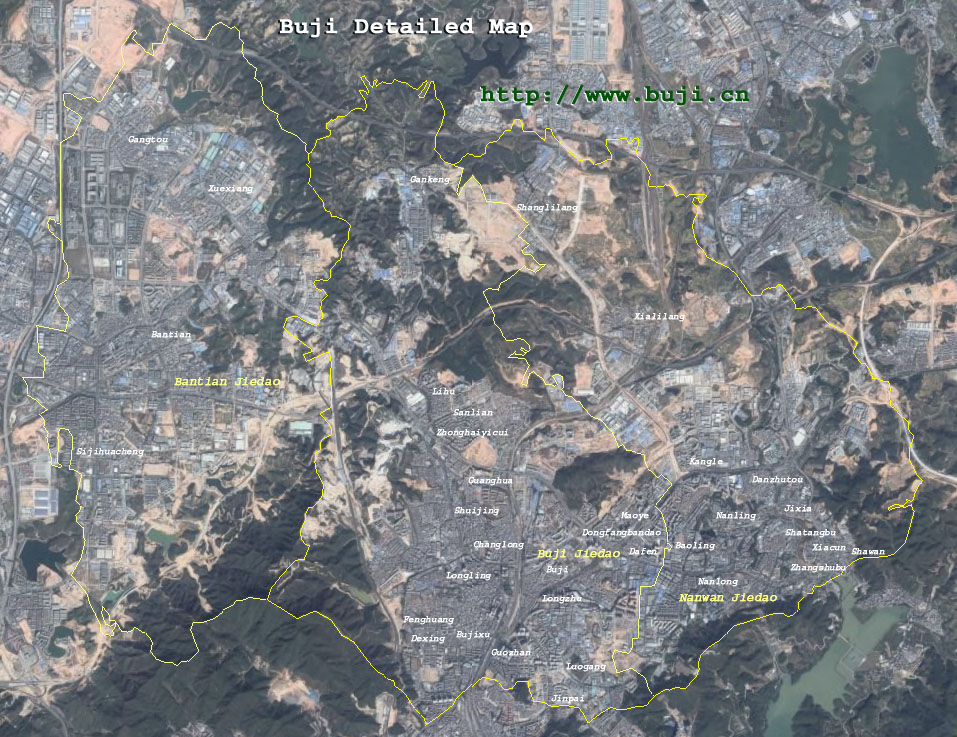 Buji map